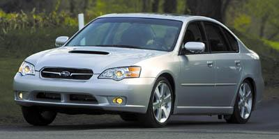 2007 Subaru Legacy Vehicle Photo in Oshkosh, WI 54904