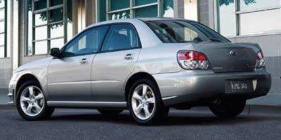 2007 Subaru Impreza Sedan Vehicle Photo in Moon Township, PA 15108