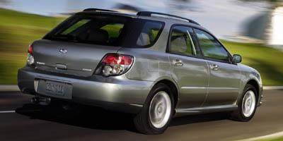 2007 Subaru Impreza Wagon Vehicle Photo in Anchorage, AK 99515