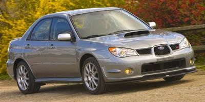 2007 Subaru Impreza Sedan Vehicle Photo in Stoughton, WI 53589