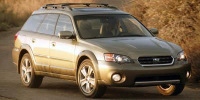 2007 Subaru Legacy Wagon Vehicle Photo in BEND, OR 97701-5133