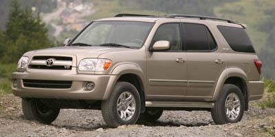2007 Toyota Sequoia Vehicle Photo in Austin, TX 78759