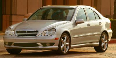 2007 Mercedes-Benz C-Class Vehicle Photo in Joliet, IL 60586