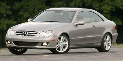 2007 Mercedes-Benz CLK-Class Vehicle Photo in Columbia, TN 38401