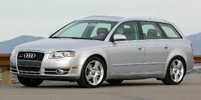 2007 Audi A4 Vehicle Photo in Puyallup, WA 98371