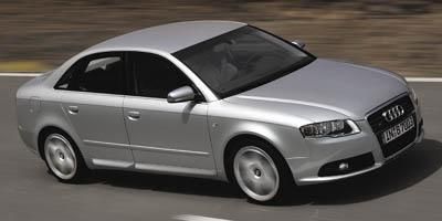 2007 Audi S4 Vehicle Photo in Colorado Springs, CO 80905