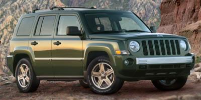 2007 Jeep Patriot Vehicle Photo in Milford, OH 45150