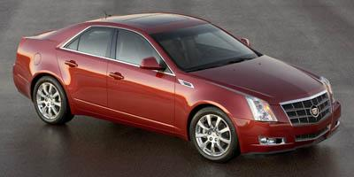 2008 Cadillac CTS Vehicle Photo in Melbourne, FL 32901