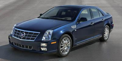 2008 Cadillac STS Vehicle Photo in Trevose, PA 19053-4984