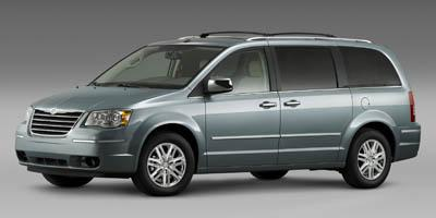 2008 Chrysler Town & Country Vehicle Photo in Oklahoma City, OK 73162