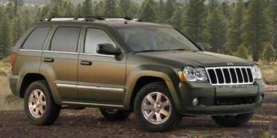 2008 Jeep Grand Cherokee Vehicle Photo in Kernersville, NC 27284