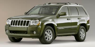 2008 Jeep Grand Cherokee Vehicle Photo in Decatur, IL 62526
