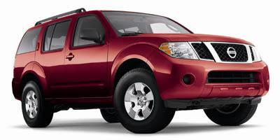 2008 Nissan Pathfinder Vehicle Photo in Medina, OH 44256