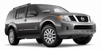 2008 Nissan Pathfinder Vehicle Photo in Enid, OK 73703