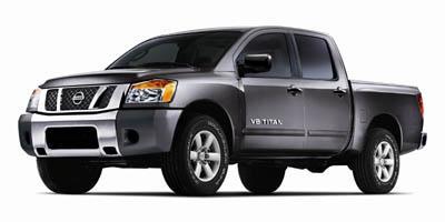 2008 Nissan Titan Vehicle Photo in Grapevine, TX 76051