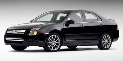 2008 Ford Fusion Vehicle Photo in West Harrison, IN 47060