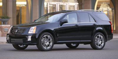 2008 Cadillac SRX Vehicle Photo in Worthington, MN 56187