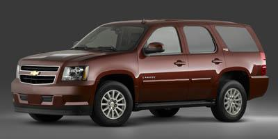 2008 Chevrolet Tahoe Hybrid Vehicle Photo in Appleton, WI 54914