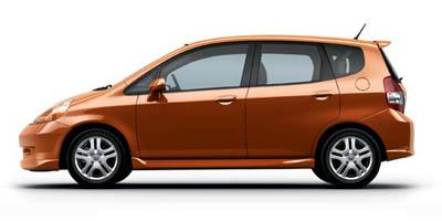 2008 Honda Fit Vehicle Photo in Owensboro, KY 42303