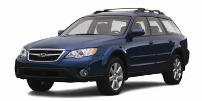 2008 Subaru Outback Vehicle Photo in Plainfield, IL 60586