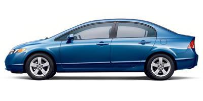 2008 Honda Civic Sedan Vehicle Photo in Austin, TX 78759