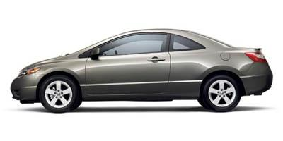 2008 Honda Civic Coupe Vehicle Photo in Rockville, MD 20852