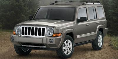 2008 Jeep Commander Vehicle Photo in Owensboro, KY 42303