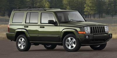 2008 Jeep Commander Vehicle Photo in Joliet, IL 60435