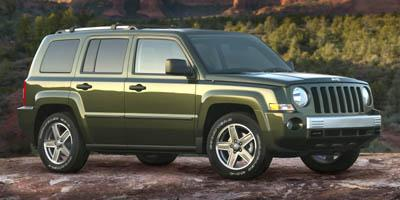 2008 Jeep Patriot Vehicle Photo in Kingwood, TX 77339