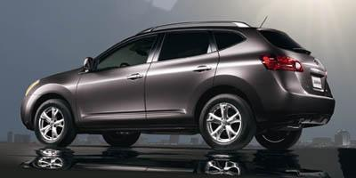 2008 Nissan Rogue Vehicle Photo in Spokane, WA 99207