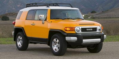 2008 Toyota FJ Cruiser Vehicle Photo in Decatur, IL 62526