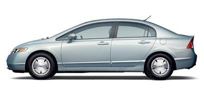 2008 Honda Civic Hybrid Vehicle Photo in Wendell, NC 27591