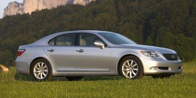2008 Lexus LS 460 Vehicle Photo in Houston, TX 77054