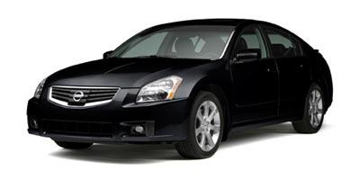 2008 Nissan Maxima Vehicle Photo in Oklahoma City, OK 73114