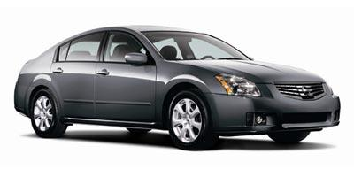 2008 Nissan Maxima Vehicle Photo in Mission, TX 78572