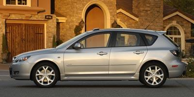2008 Mazda Mazda3 Vehicle Photo in Greeley, CO 80634