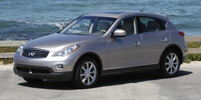 2008 INFINITI EX35 Vehicle Photo in Greensboro, NC 27407