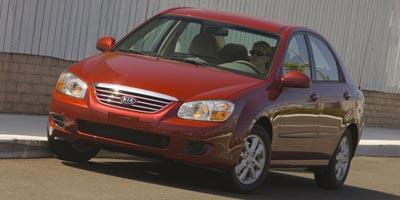 2008 Kia Spectra Vehicle Photo in Akron, OH 44303