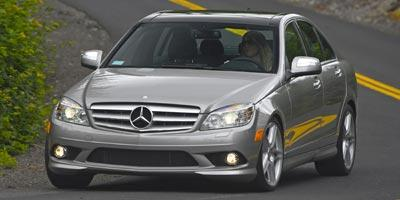 2008 Mercedes-Benz C-Class Vehicle Photo in Janesville, WI 53545