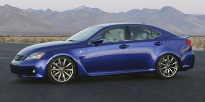 2008 Lexus IS F Vehicle Photo in Portland, OR 97225