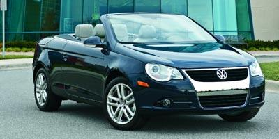 2008 Volkswagen Eos Vehicle Photo in San Angelo, TX 76901