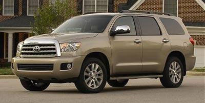 2008 Toyota Sequoia Vehicle Photo in Denver, CO 80123