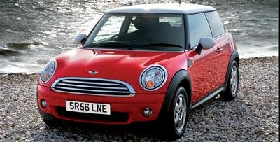 2008 MINI Cooper Hardtop 2 Door Vehicle Photo in Bowie, MD 20716