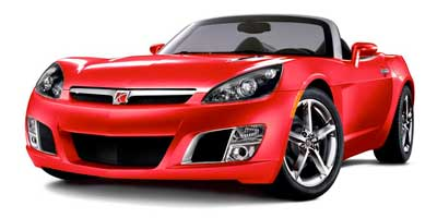 2008 Saturn Sky Vehicle Photo in Akron, OH 44312