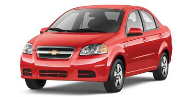 2008 Chevrolet Aveo Vehicle Photo in Rockville, MD 20852