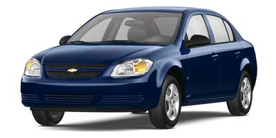 2008 Chevrolet Cobalt Vehicle Photo in Akron, OH 44320