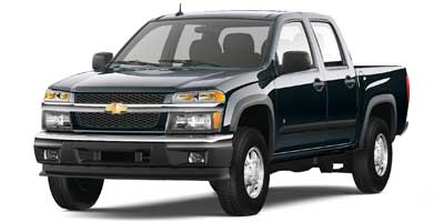 2008 Chevrolet Colorado Vehicle Photo in Owensboro, KY 42303