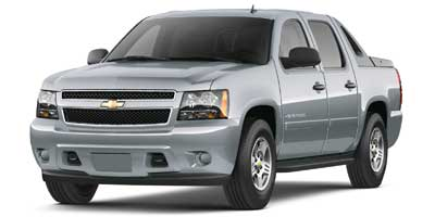 2008 Chevrolet Avalanche Vehicle Photo in Moon Township, PA 15108