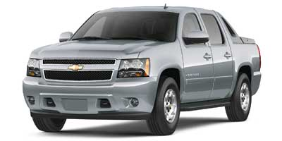 2008 Chevrolet Avalanche Vehicle Photo in American Fork, UT 84003