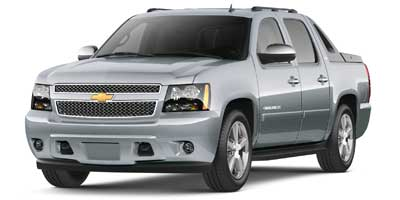 2008 Chevrolet Avalanche Vehicle Photo in Warren, OH 44483